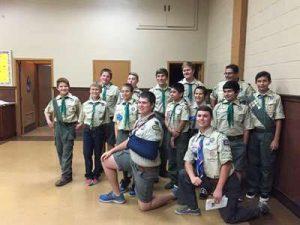 Boy Scout Troop 95