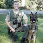 Chop joins Sheriff's K9 Team